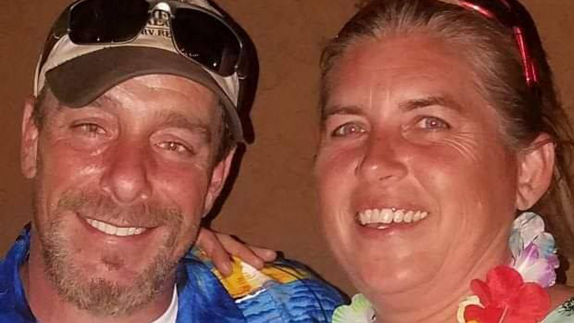 The bodies of James and Michelle Butler, of Rumney, N.H., were found this week in a shallow grave on Padre Island in Texas, deputies said.