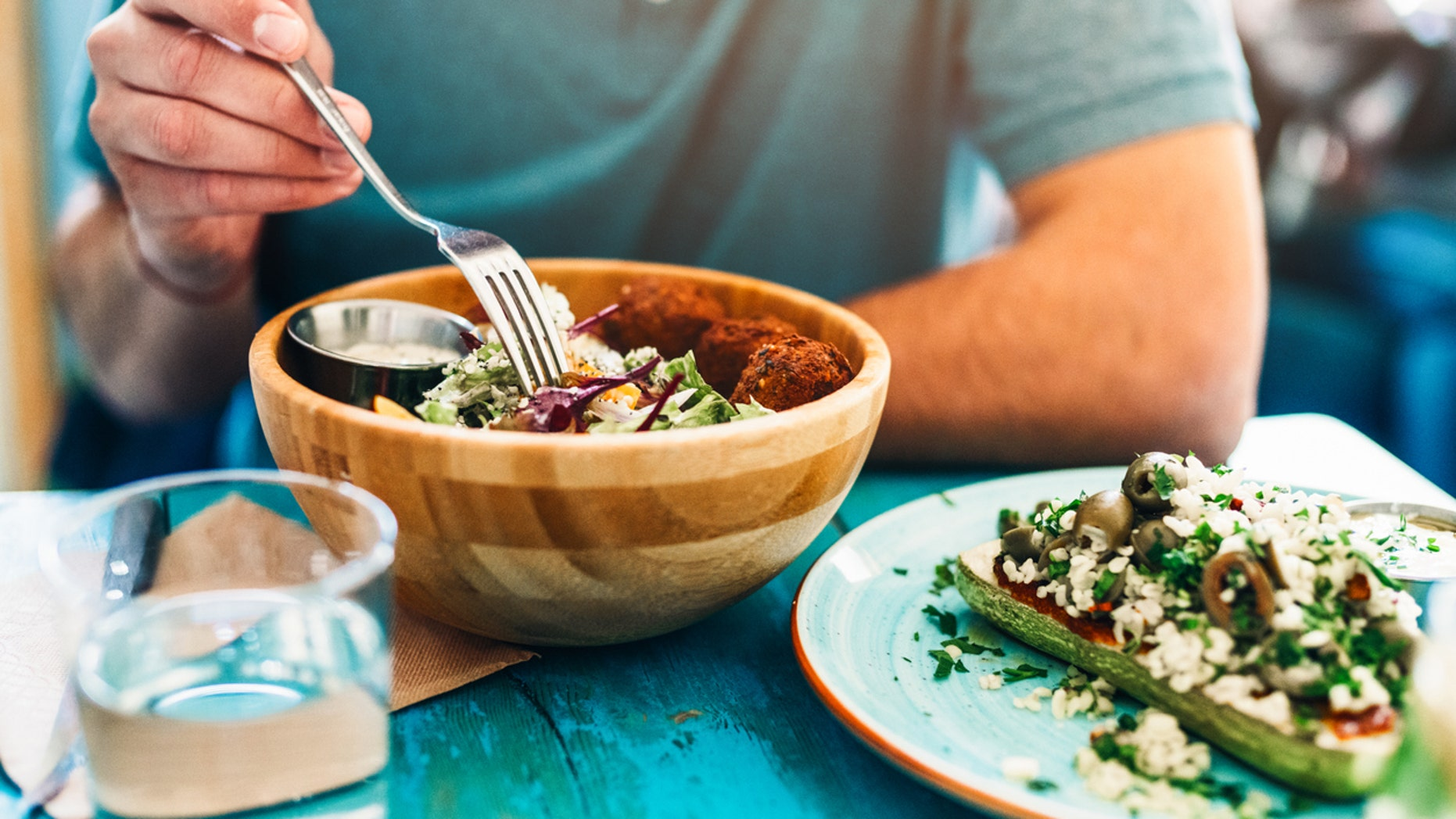 Westlake Legal Group iStock-1140201336 Intermittent fasting sheds more weight, but Mediterranean still healthier overall, study claims SWNS fox-news/health/nutrition-and-fitness/diet-trends fox-news/food-drink/food/healthy-foods fox-news/food-drink/food/food-trends fnc/food-drink fnc article 1dbe1aa5-4df6-56cf-b648-55ae8e24d3e7