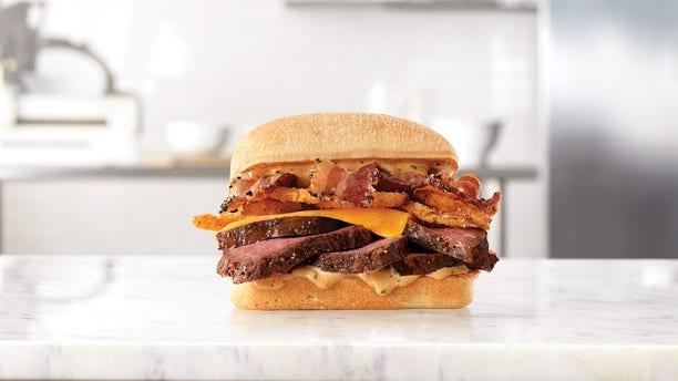 The brand is releasing a Garlic Butter Steak Sandwich and the Steak & Bacon Melt.