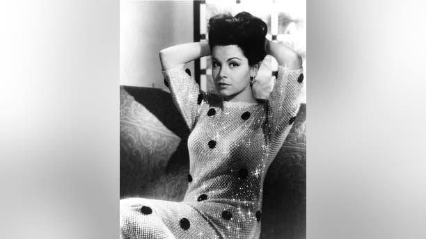 Photo of Anette Funicello, circa 1970.