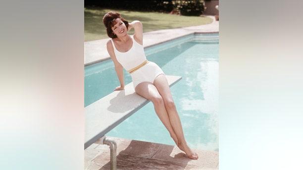 Photo of Annette Funicello.