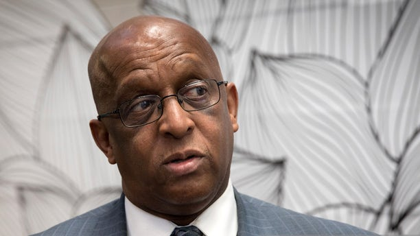 Baltimore Mayor Jack Young says city leadership isn't to blame for an increase in murders because they aren't the ones committing the murders themselves.