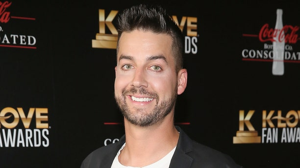 Comedian John Crist attends the 6th Annual KLOVE Fan Awards at The Grand Ole Opry on May 27, 2018 in Nashville, Tennessee.