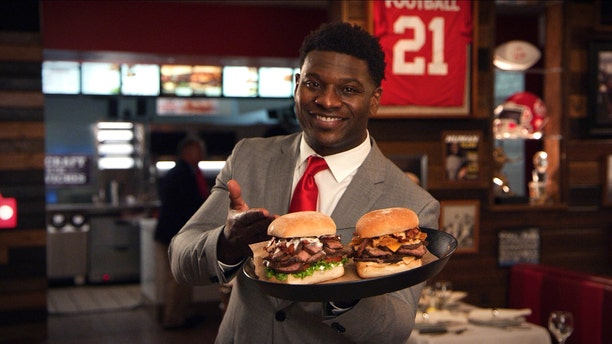 """The cheeky one-night-only restaurant is a play on what Tomlinson describes as a """"tradition"""" among football players."""