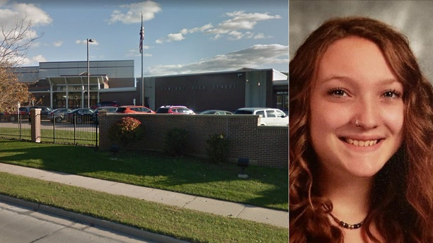 Emma Roberts, 16, was last seen on Wednesday leaving the Central High School District of Westosha in Wisconsin, located just north of the Illinois state line.