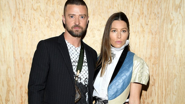 Justin Timberlake issued a public apology to wife Jessica Biel on Wednesday after being caught holding hands while intoxicated with co-star Alisha Wainwright.