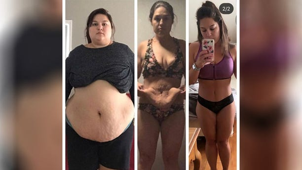 """While losing the weight, Caperilla still had to deal with people making """"jokes and comments ranging """"From what I previously looked like to what I was wearing now."""""""