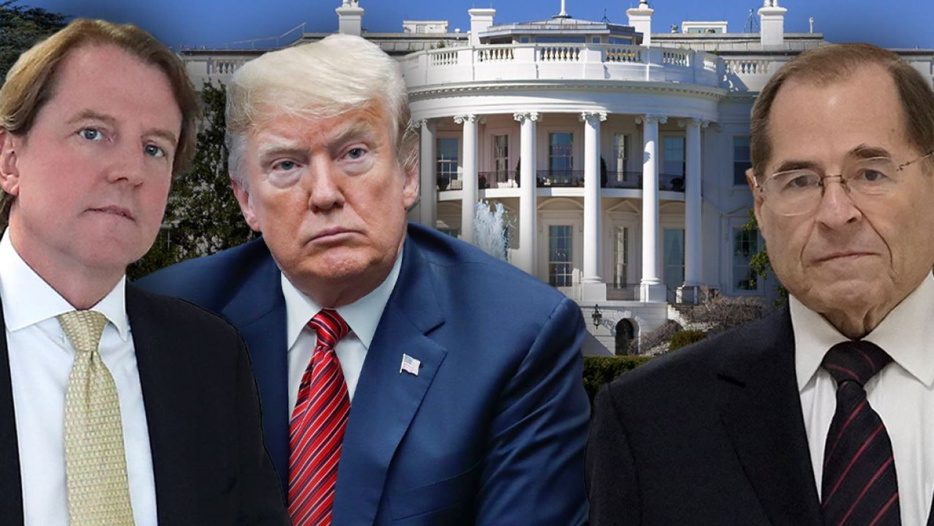 Westlake Legal Group McGahnTrumpNadler122419 Democrats raise possibility of new articles of impeachment against Trump fox-news/columns/fox-news-first fox news fnc/us fnc cbe58753-7976-5940-a8a5-b31ccdef1114 article