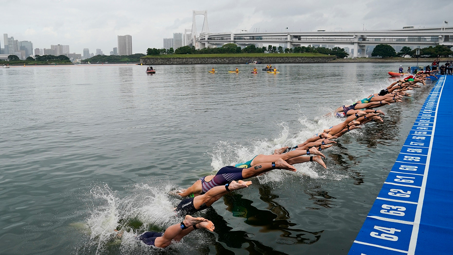 Westlake Legal Group Tokyo-Olympics3 Troubled waters: Open water swimming faces do-over of 2016 fox-news/world/world-regions/japan fox-news/sports/olympics fnc/sports fnc Associated Press article 72ce634a-a347-5d6a-9554-34a8bad7ebae