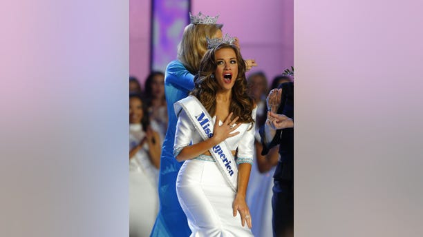 Betty Maxwell was crowned Miss America 2016 in September 2015.