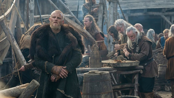 """Season 6 is officially the last for """"Vikings."""""""