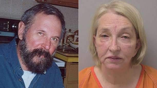 Ken Juedes was 58 when he was killed in 2006 in his Wisconsin home and on Monday authorities announced the arrest of his wife Cindy Schulz-Juedes, 65, with his murder.