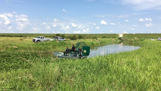 Michael Ford's body was found floating in a canal in Polk County in June, the sheriff's office said.