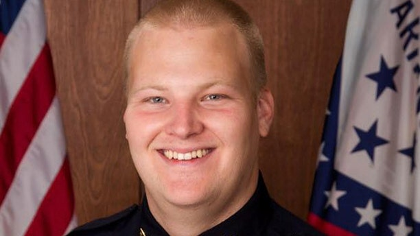 Fayetteville Police Officer Stephen Carr was shot and killed as he sat in his patrol vehicle.
