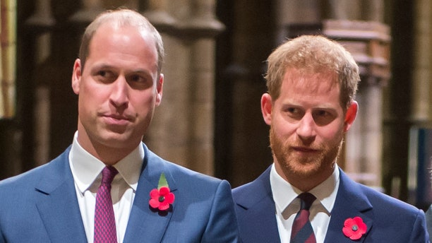 "A royal expert told Fox News that Prince William and Prince Harry's relationship has hit an ""all-time low"" amid ""Megxit."""