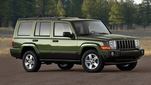 The Jeep Commander was discontinued in 2010.