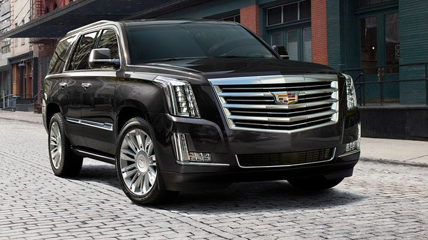 The current Cadillac Escalade is the best-selling full-size luxury SUV.