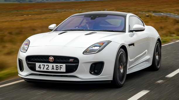The 2020 Jaguar sports the old style.