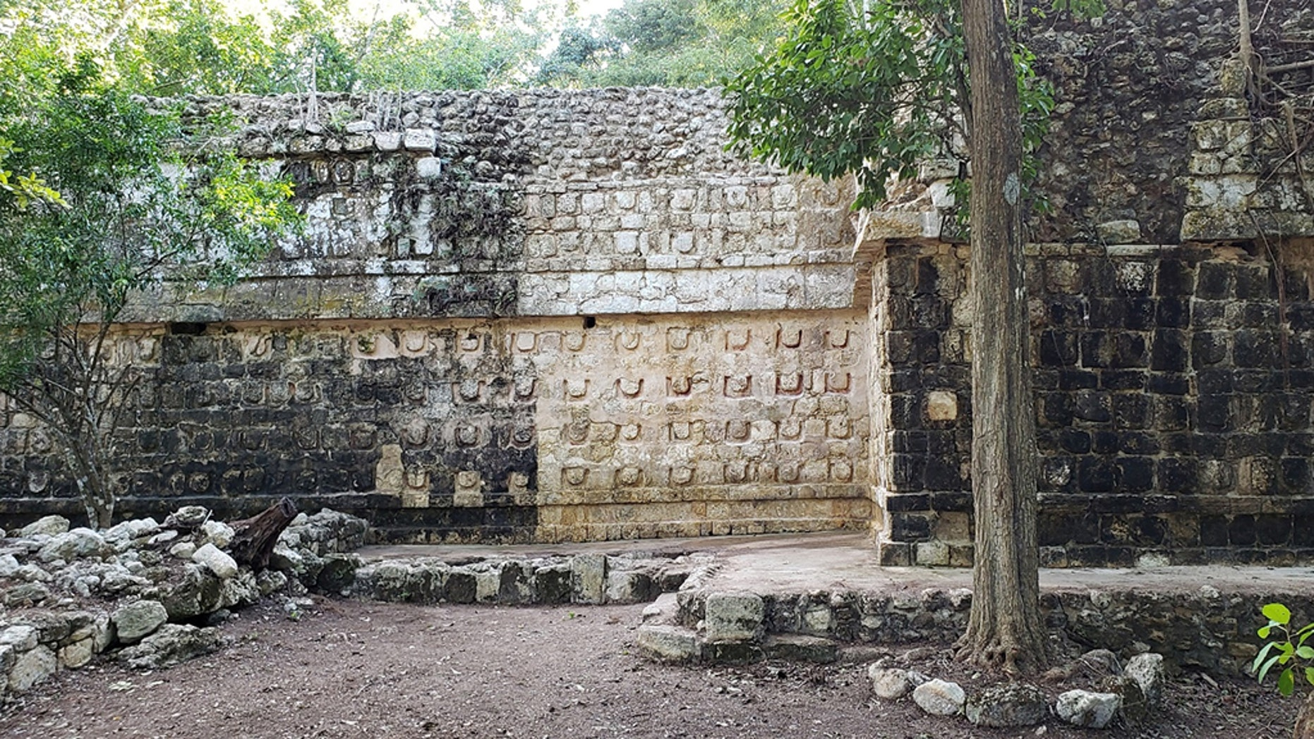 Westlake Legal Group Kuluba-1-Reuters Ancient Mayan palace lost for 1,000 years and used by 'elites' uncovered near Cancun The Sun Sean Keach fox-news/columns/digging-history fnc/science fnc Digital Technology and Science Editor article 772c80c7-b5ff-52e0-8083-5e38039b7c47
