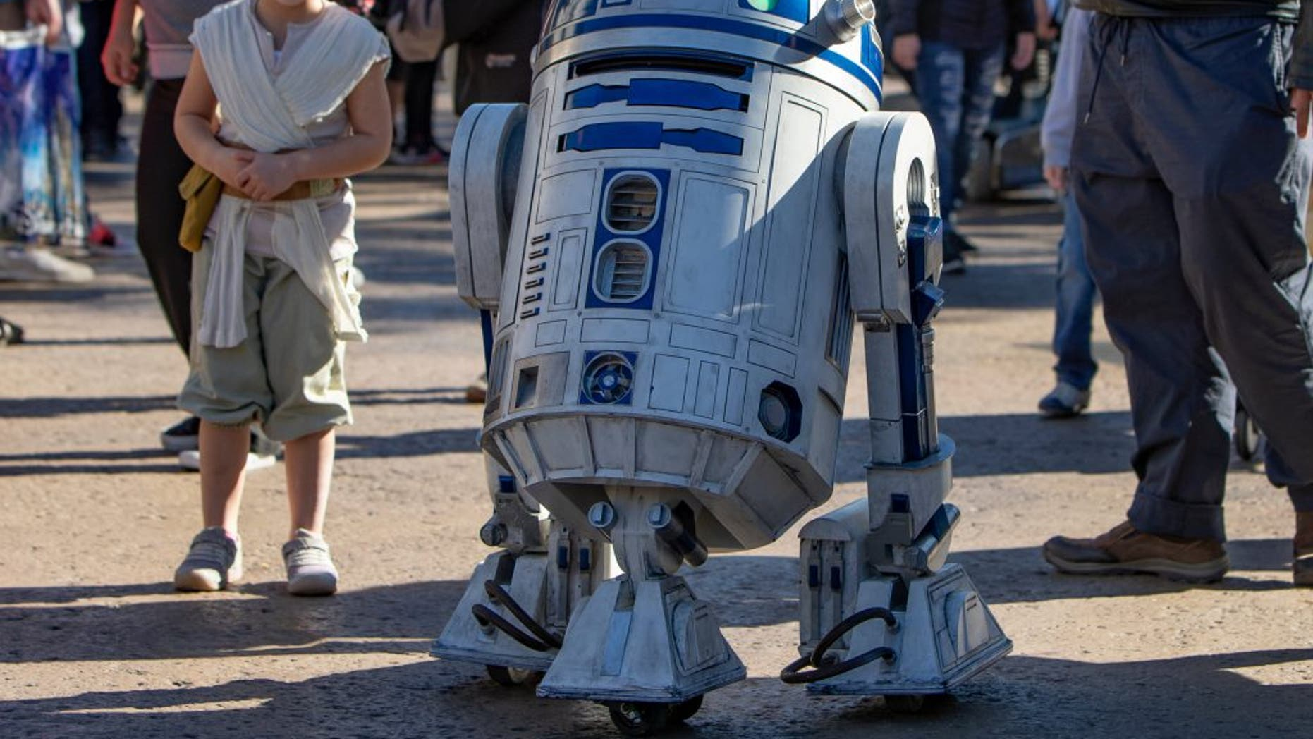Westlake Legal Group R2DisneyParksBlog R2-D2 now 'gliding around' Disneyland's Galaxy's Edge, bleeping, blorping Michael Bartiromo fox-news/travel/general/theme-parks fox-news/travel/general/disney fox news fnc/travel fnc c00389ac-2b54-5666-90a7-14033f658b2f article