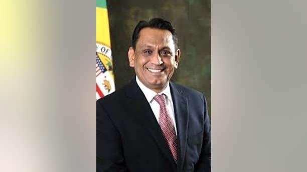 L.A. Councilman Gil Cedillo