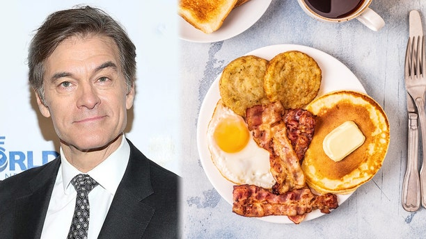 """I think for 2020, the first thing I'm going to do is ban breakfast,"" Dr. Oz said. (Photo: Getty/iStock)"