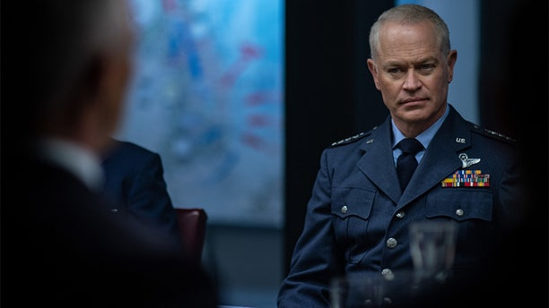 Neal McDonough stars as General James Harding on History Channel's 'Project Blue Book.'