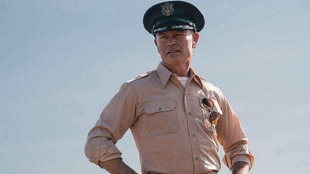 Neal McDonough said it's been a blessing to star on History Channel's 'Project Blue Book.'