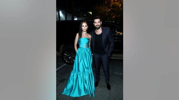 Cara Santana and Jesse Metcalfe attend The Art Of Elysium Presents WE ARE HEAR'S HEAVEN 2020 at Hollywood Palladium on Jan. 4, 2020 in Los Angeles, Calif. (Photo by Rich Polk/Getty Images for The Art of Elysium)