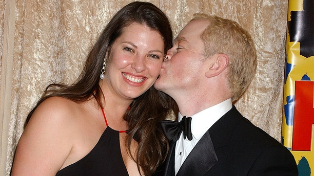 Neal McDonough and wife Ruve during HBO Post Award Reception Celebrating The 62nd Annual Golden Globe Awards.