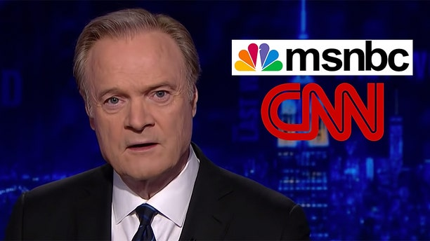MSNBC host Lawrence O'Donnell feels that CNN is too fair to President Trump.