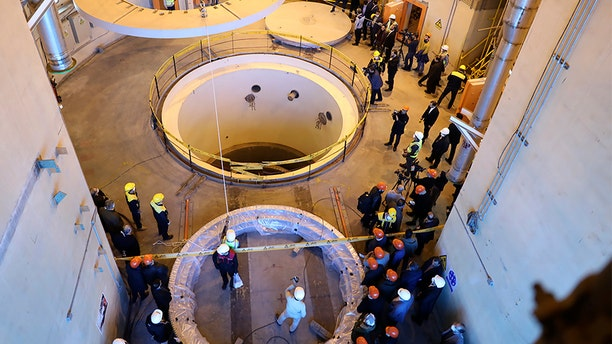The head of Iran's nuclear agency says his country has begun new operations at a heavy water nuclear reactor in Arak.