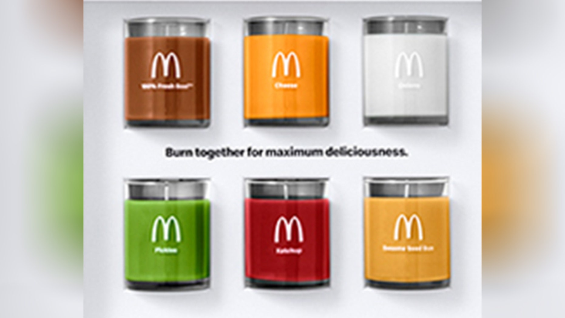 Westlake Legal Group mcdonalds-candles McDonald's debuts pickle- and beef-scented candles as part of 'Quarter Pounder Fan Club' merch fox-news/food-drink/food/fast-food fox news fnc/food-drink fnc article Alexandra Deabler 13df3e17-af9a-569b-a1be-4964d10b702d