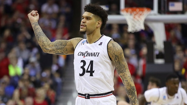 Jarron Cumberland and Cincinnati won the conference title in 2019 (Photo by Gregory Shamus/Getty Images)
