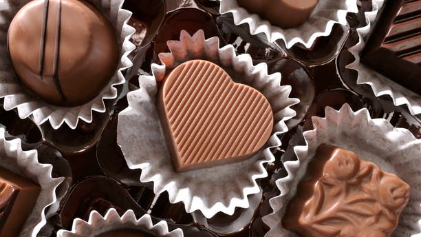 Try one of these innovative recipes to help you pare down your chocolate hoard.