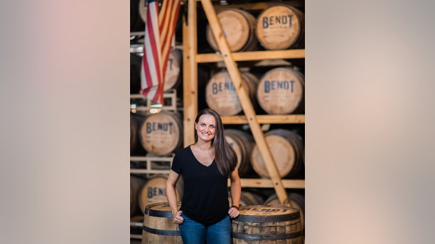 Natasha DeHart ranks as one of the few female distillery founders and whiskey blenders in the United States, and has worked to elevate the category of blended whiskey.