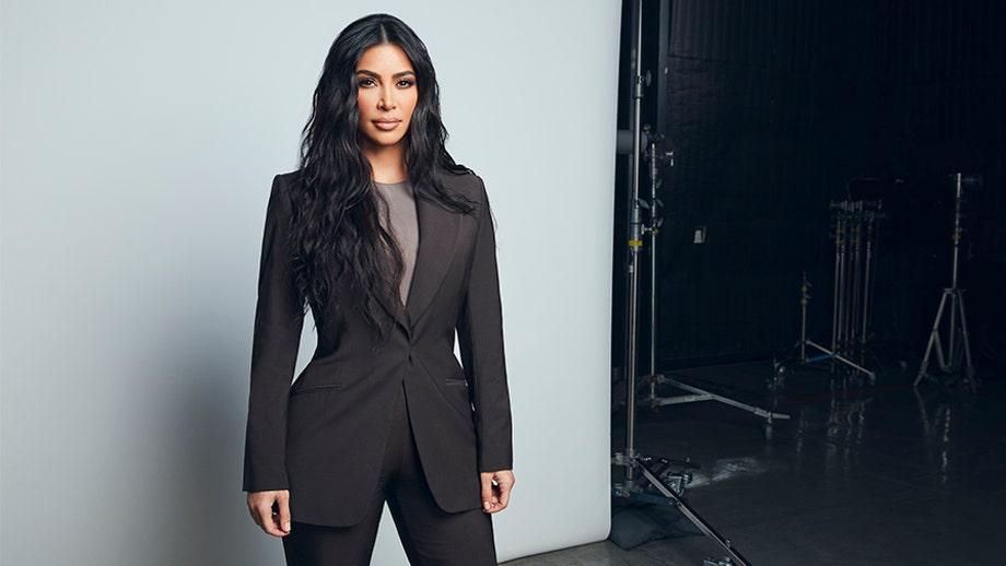Kim Kardashian West visits death row inmate Julius Jones in latest bid for criminal justice reform