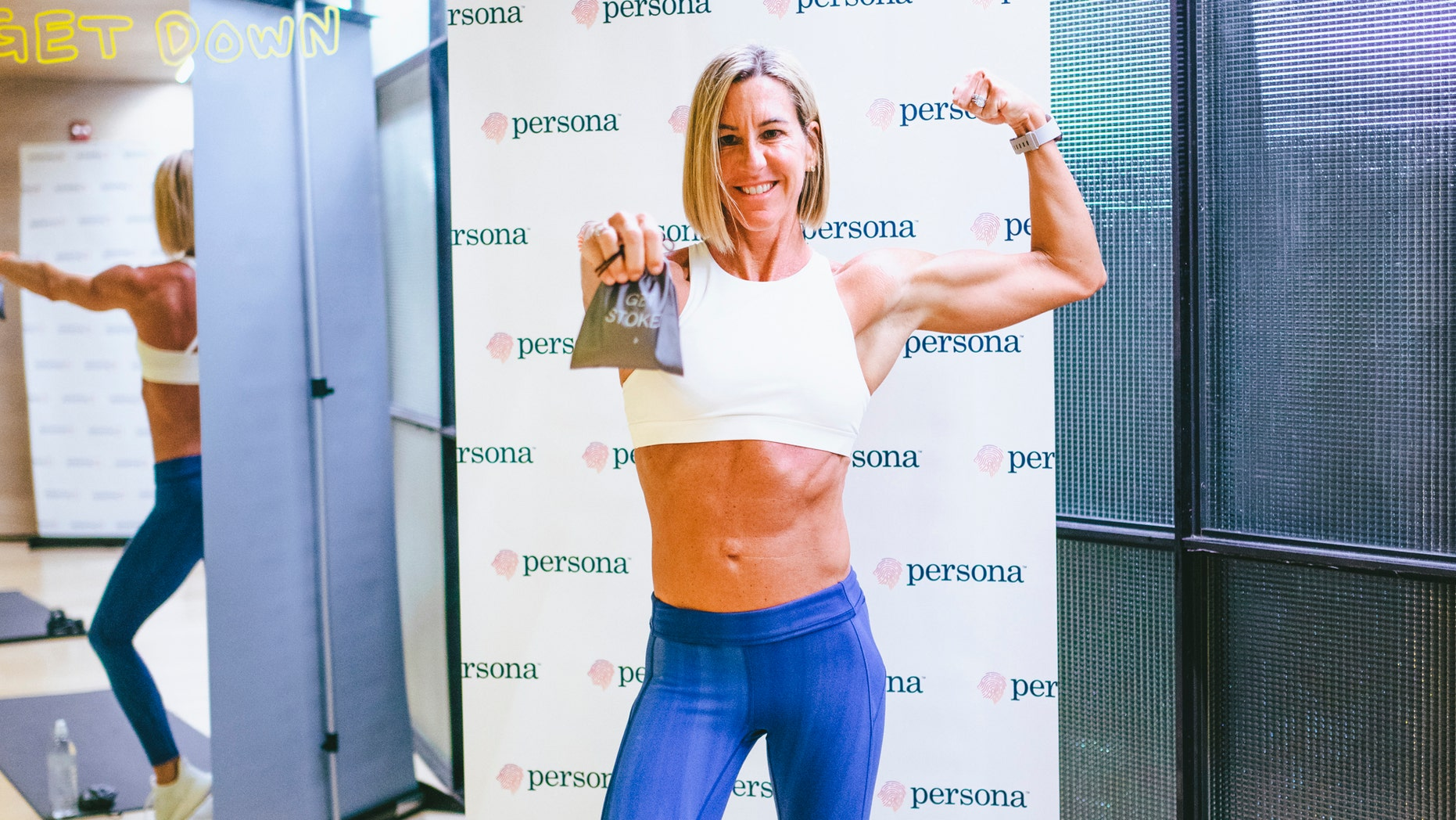 According to celebrity fitness trainer and Persona Nutrition ambassador Kira Stokes, you can still tone your body without hours of dedicated workouts — you just have to get creative.