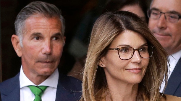 Lori Loughlin and Mossimo Giannulli officially changed their plea in the college admissions scandal case to guilty.