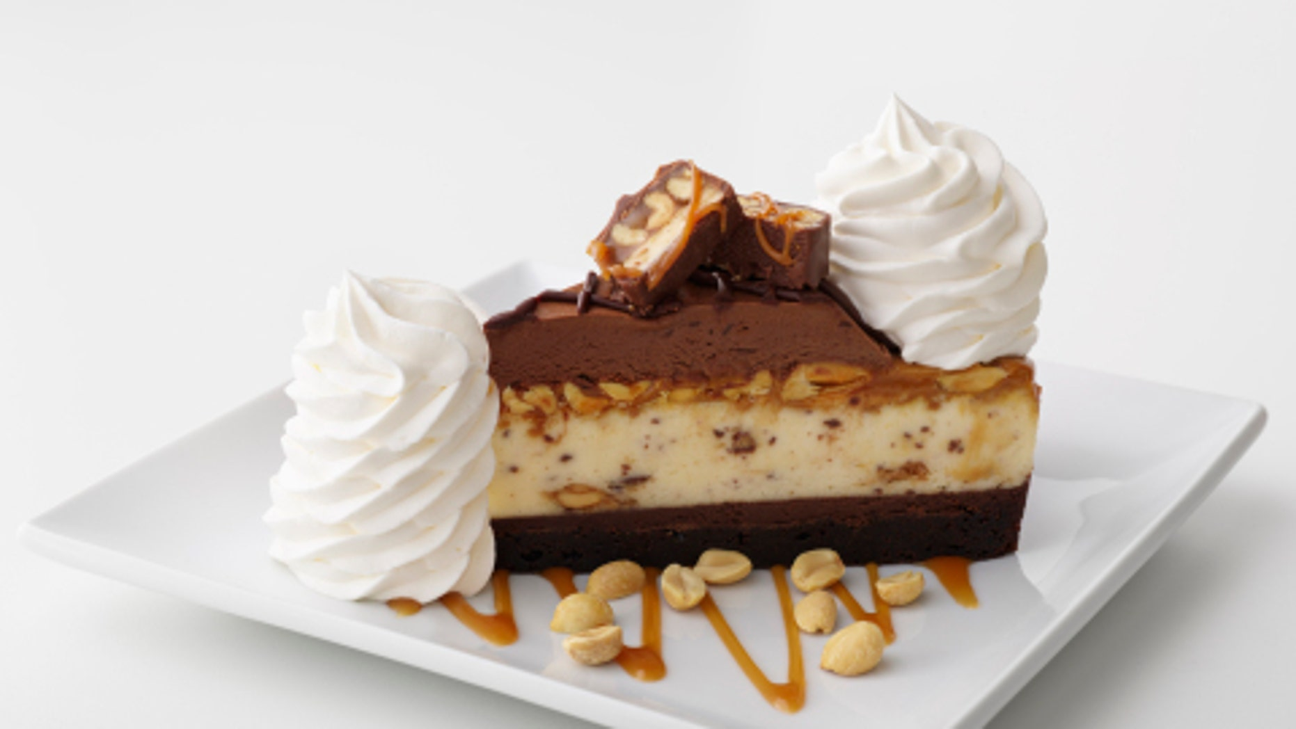The restaurant revealed its newest flavor launching on Thursday: Chocolate Caramelicious with Snickers.