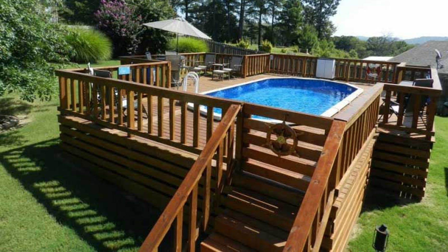 """Demand for above ground pools has more than doubled,"" says Steven Metz, president at Central Jersey Pools."