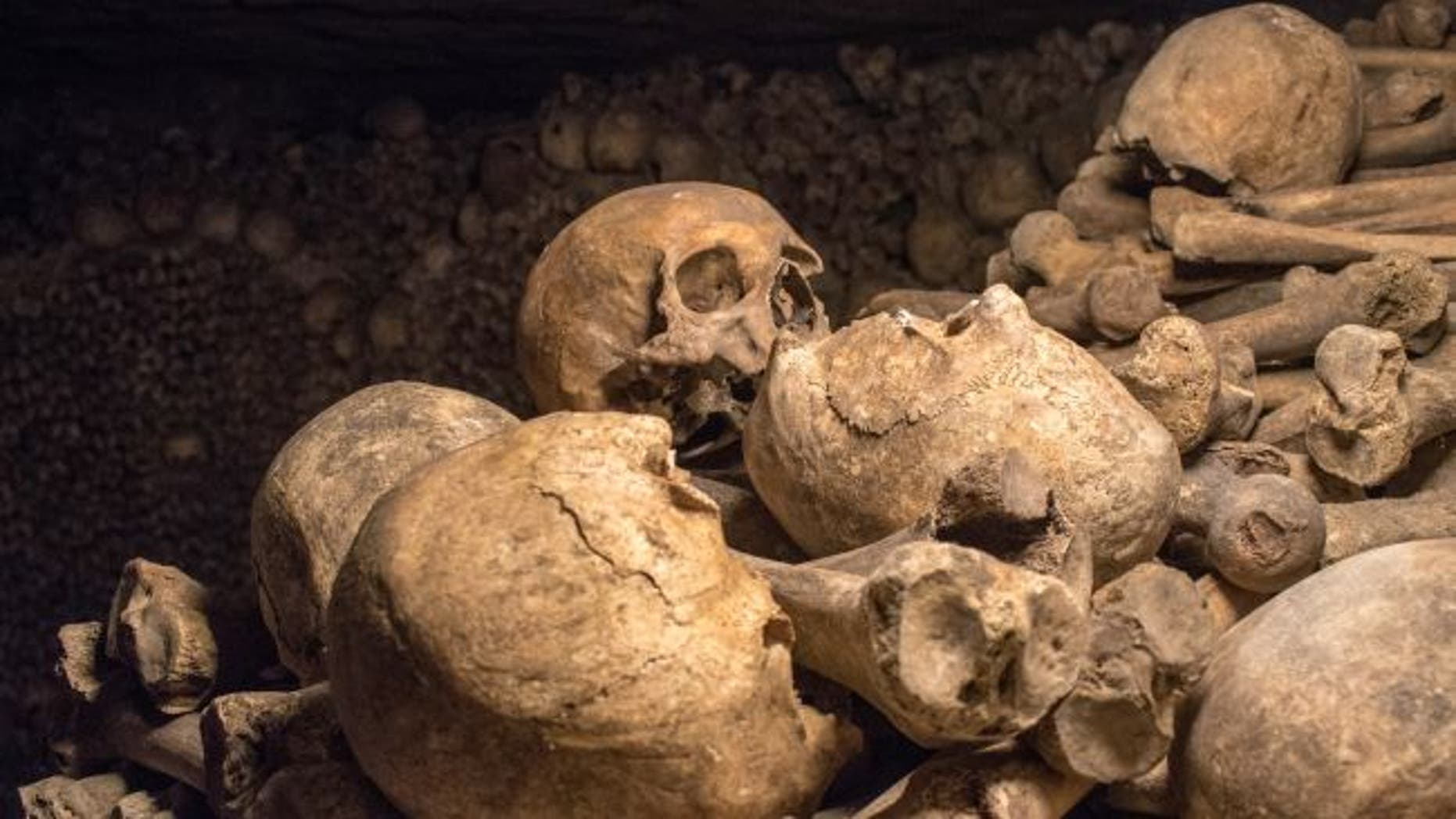 Looted skulls and human remains are being sold in black markets on Facebook