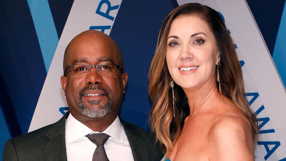 Darius Rucker, wife Beth splitting after 20 years of marriage