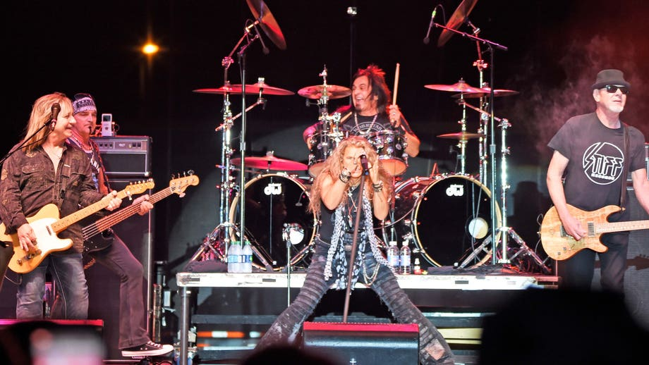 Rock band Great White plays concert with no face masks, social distancing required in North Dakota