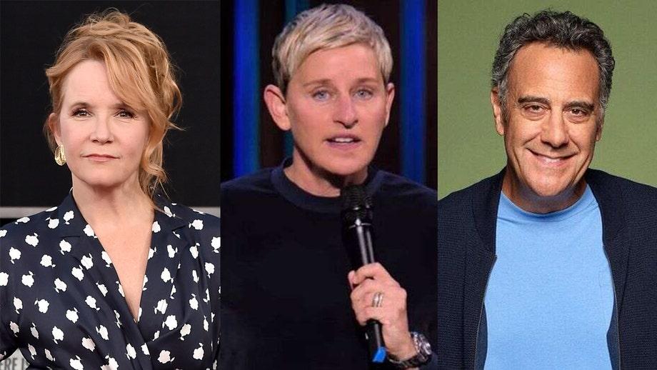 Ellen DeGeneres: Lea Thompson backs Brad Garrett's comment on host's rude behavior