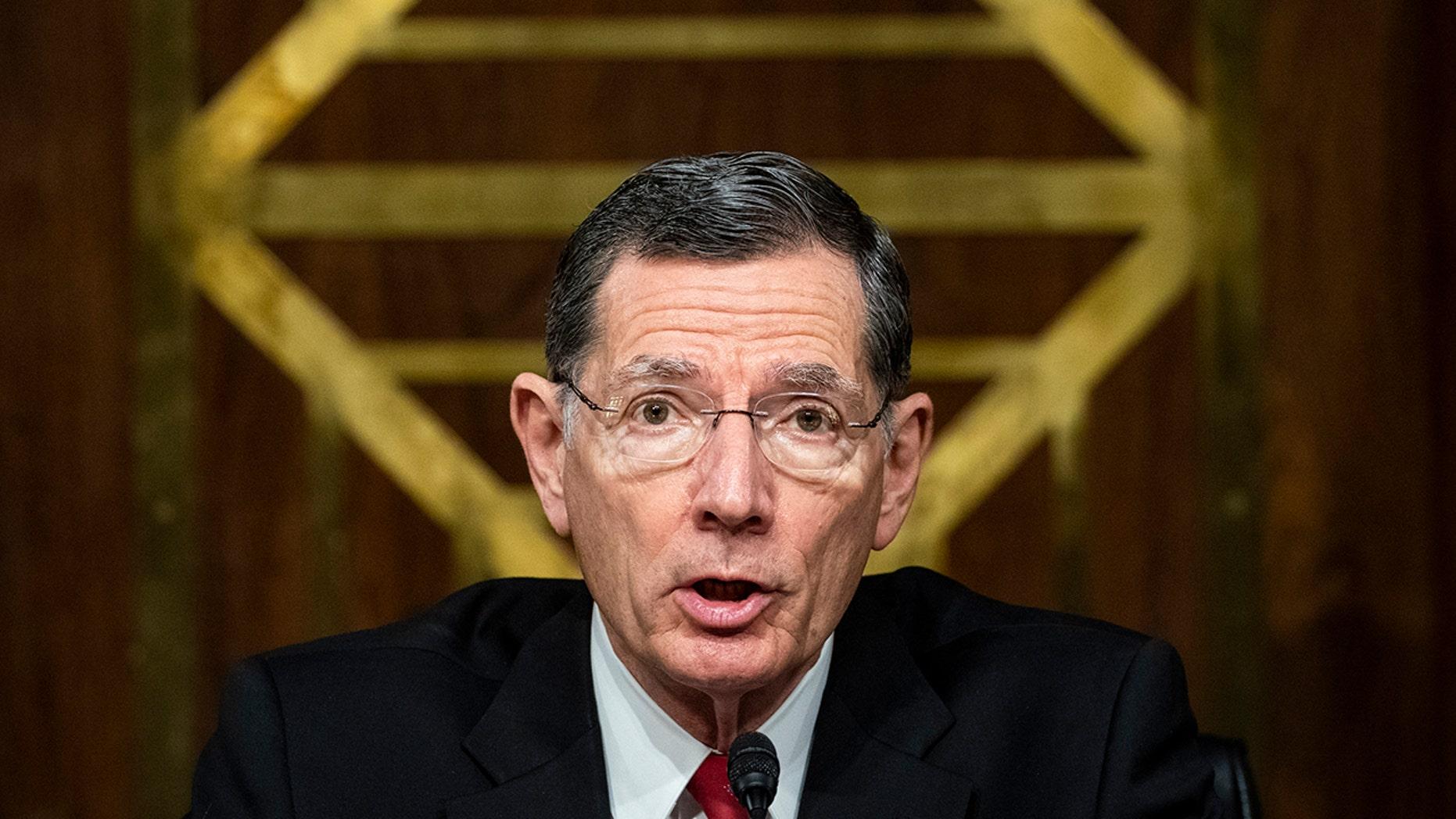Barrasso urges Trump, Senate to move forward to fill Supreme Court vacancy
