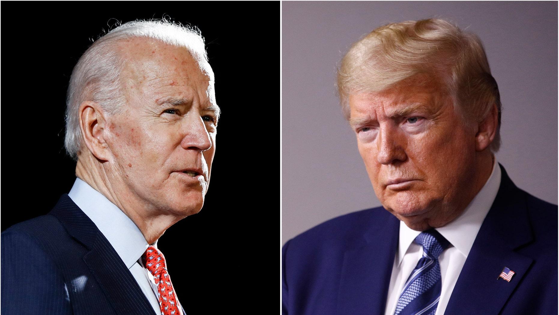 Trump, Biden get ready in different ways for their first debate