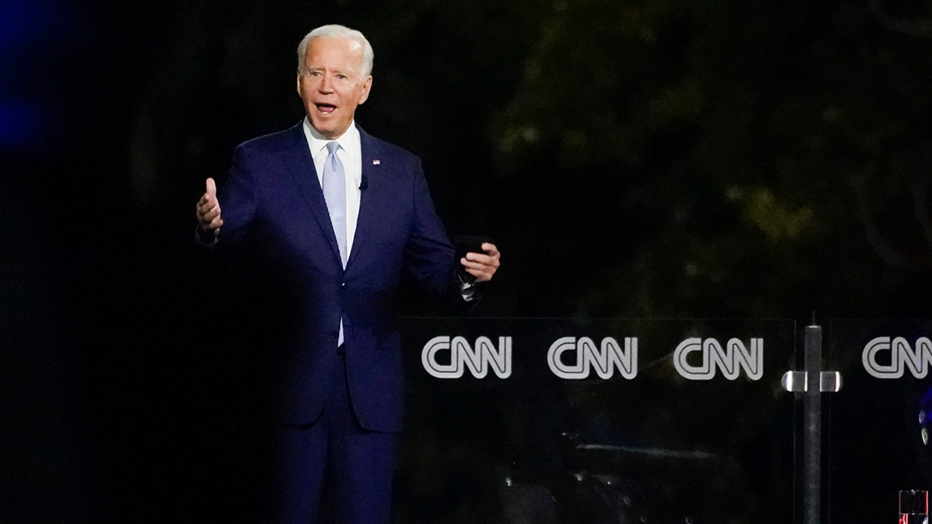 Biden town hall on CNN blasted for too many 'softball' questions 15