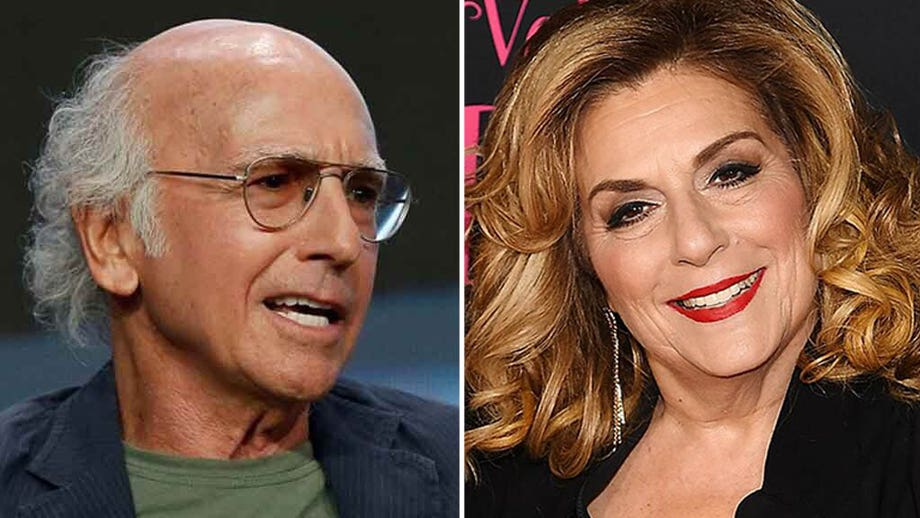 'Marvelous Mrs. Maisel's' Caroline Aaron on what a 'Curb Your Enthusiasm' guest role with Larry David is like