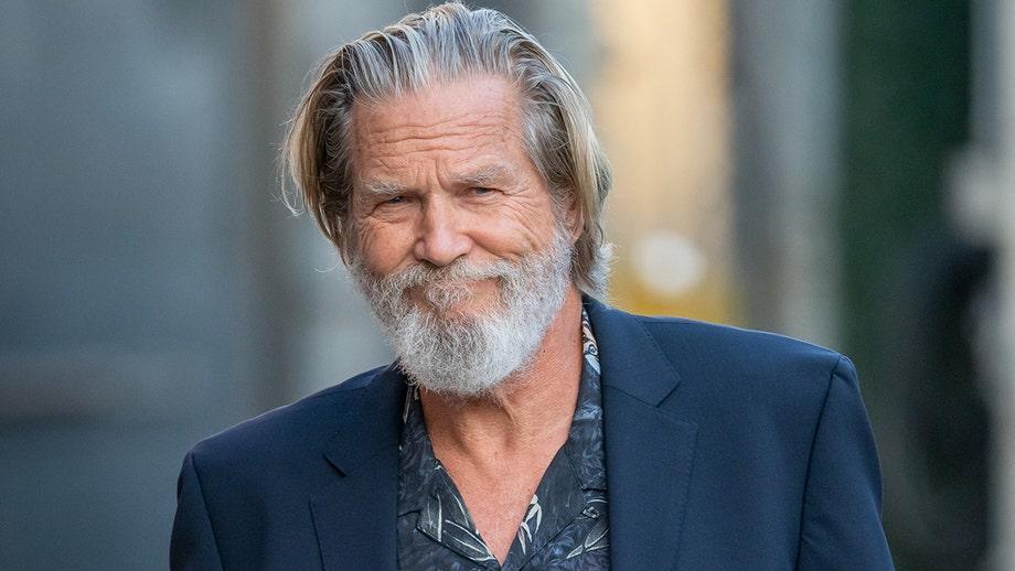 Jeff Bridges reveals Lymphoma diagnosis